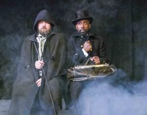 Henrik och Fred