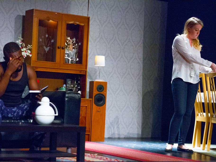 Handdukseffekten Kirsebergs teater 2014